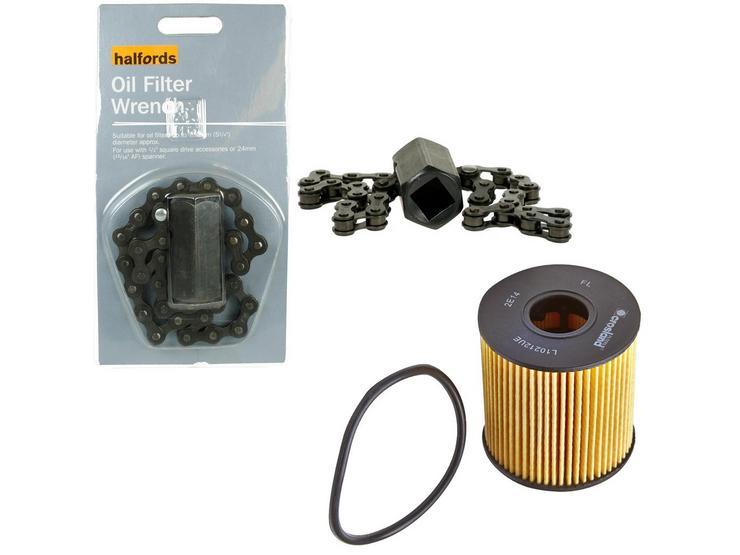 501660118 Oil Filter Change Bundle