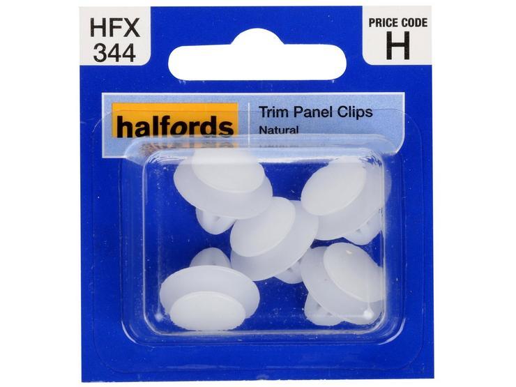 Halfords Trim Panel Clips
