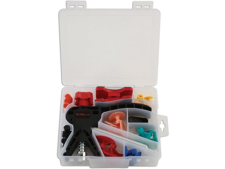 Laser Paintless Dent Puller Tool Set