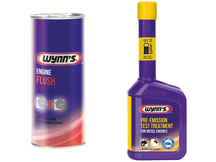 Wynns Diesel Pre-Service and MOT Bundle
