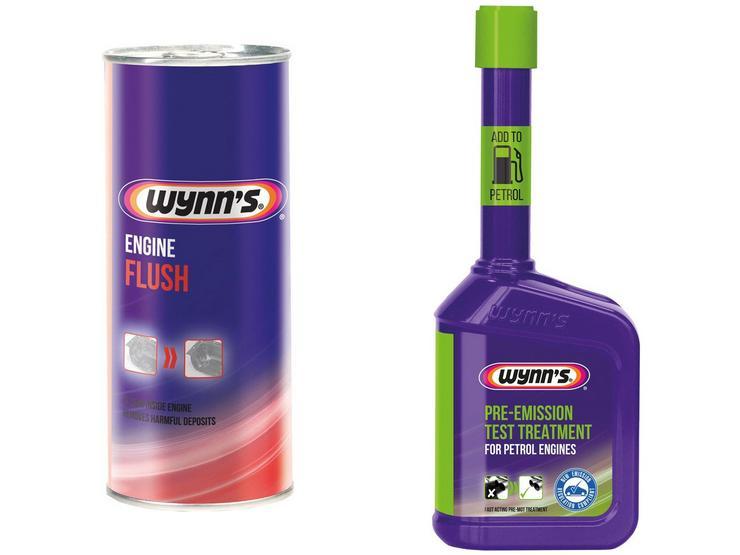Wynns Petrol Pre-Service and MOT Bundle