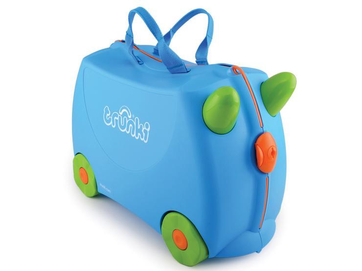 Trunki Terrance Ride on Suitcase