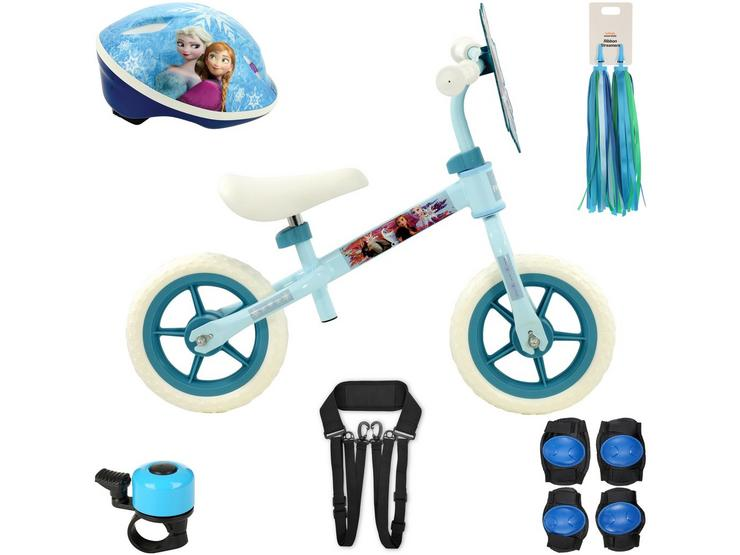 Frozen 2 Balance Bike and your must have accessories