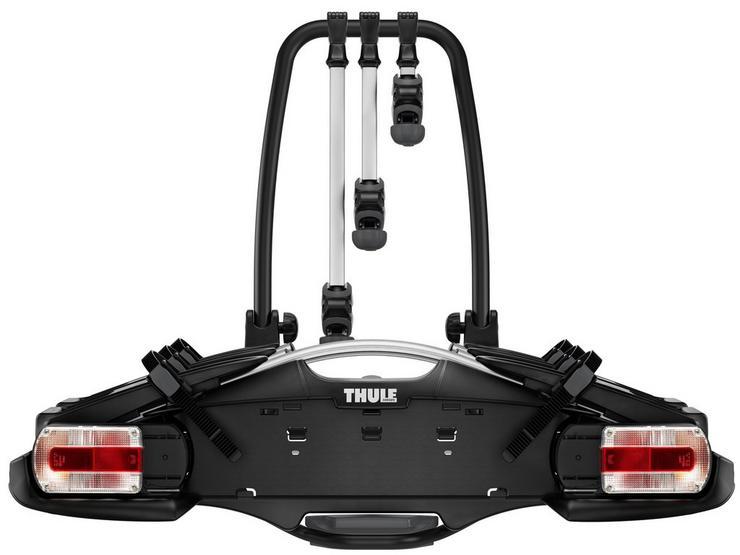 Thule VeloCompact 927 3-Bike Towbar Mounted Bike Rack