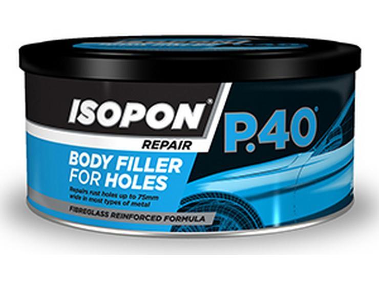 Davids ISOPON P40 Glass Fibre Repair Paste 600ml