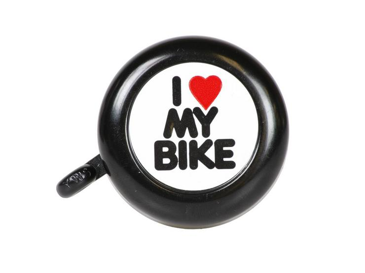 Halfords I Love my Bike Bell