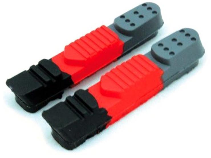Clarks Triple Compound Brake Pads, 55mm