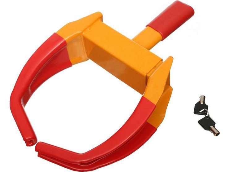 Halfords Wheel Clamp Lock