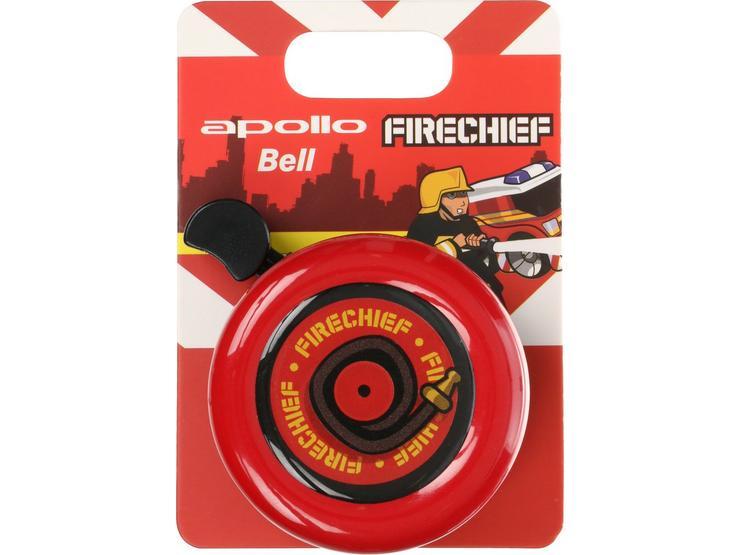 Apollo Firechief Bike Bell