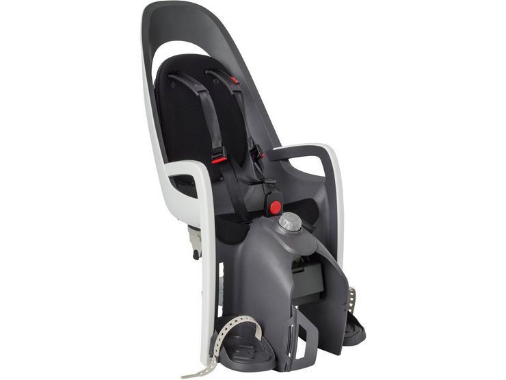 Hamax Caress Pannier Rack Seat White/Black