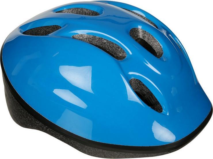 Kids Helmet - Blue - 48-54cm