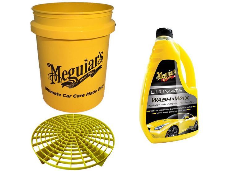 Meguiar's Bucket Bundle