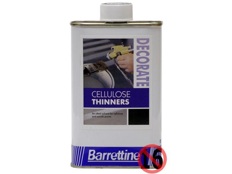 Barrettine Cellulose Thinner 250ml