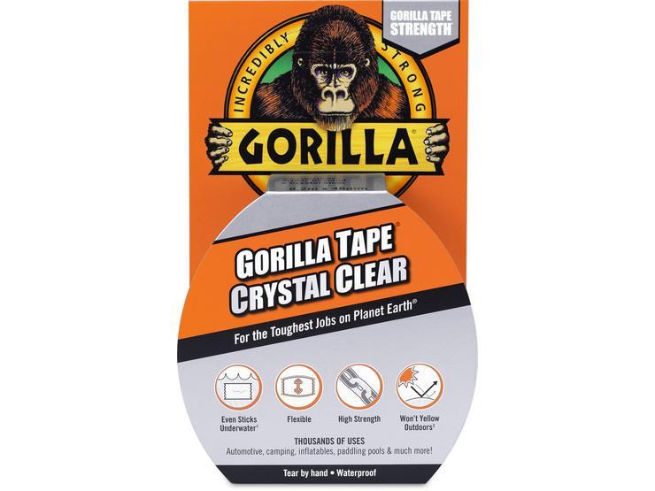 Gorilla Clear Repair Tape 8.2 Metres