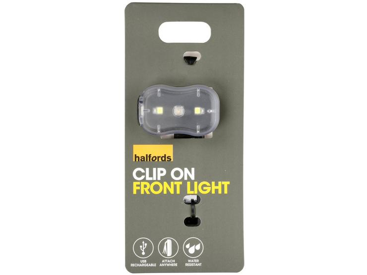 Halfords USB Clip Light