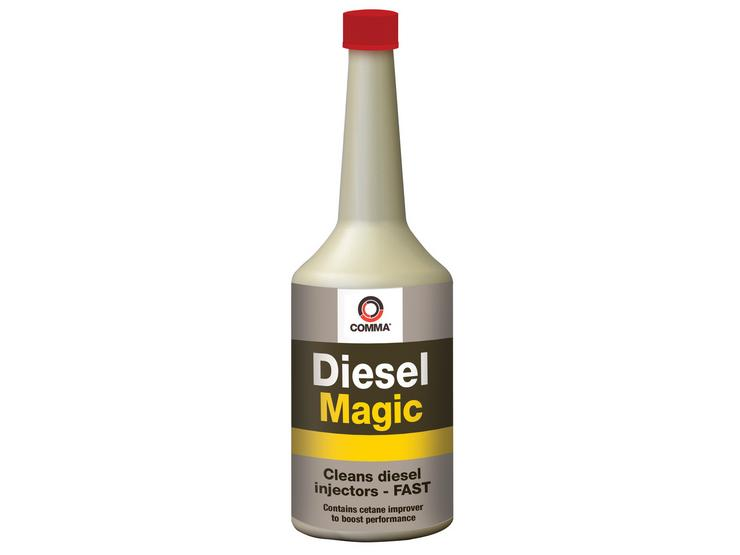 Comma Diesel Magic 400ml