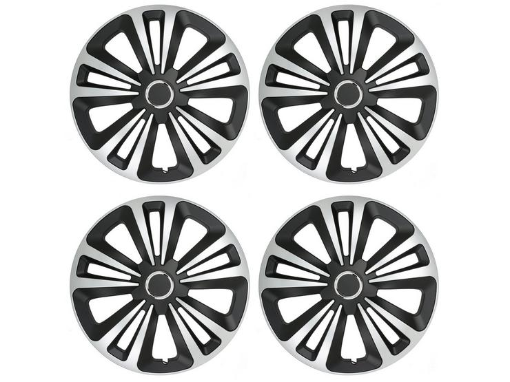 "Halfords Portland 15"" Wheel Trim - Set of 4"