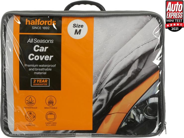 Halfords All Seasons Car Cover M