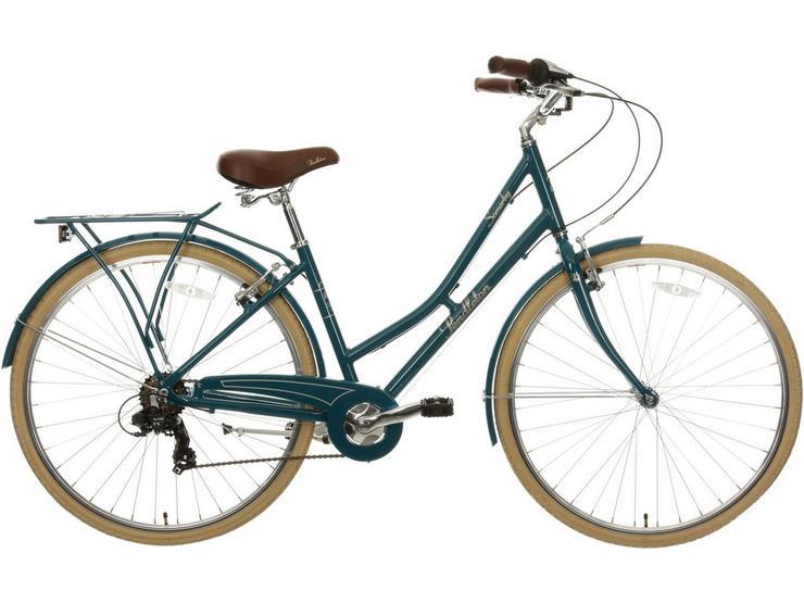 Pendleton Somerby Hybrid Bike - Teal