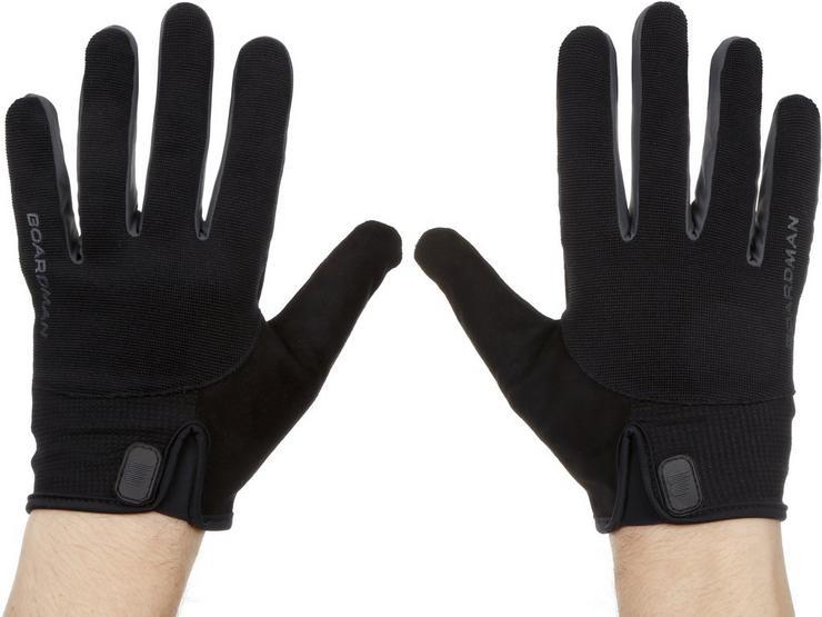 Boardman MTB Gloves Black/Grey Medium