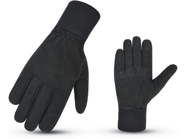 Halfords Essentials Fleece Gloves