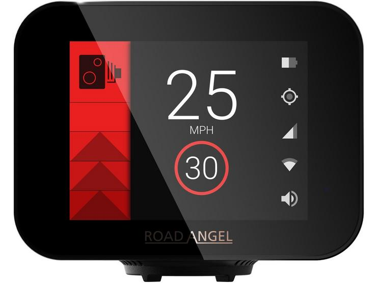 Road Angel Pure Touch Speed Camera Detector