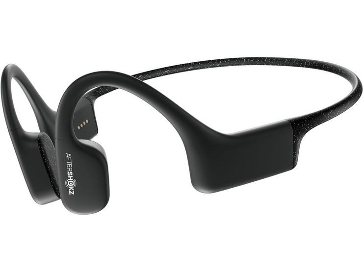 AfterShokz XTrainerz Bone Conduction Headphones - Black Diamond