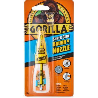 300020: Gorilla Brush And Nozzle Superglue