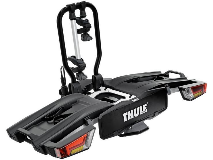 Thule EasyFold XT 2-Bike Towbar Mounted Bike Rack