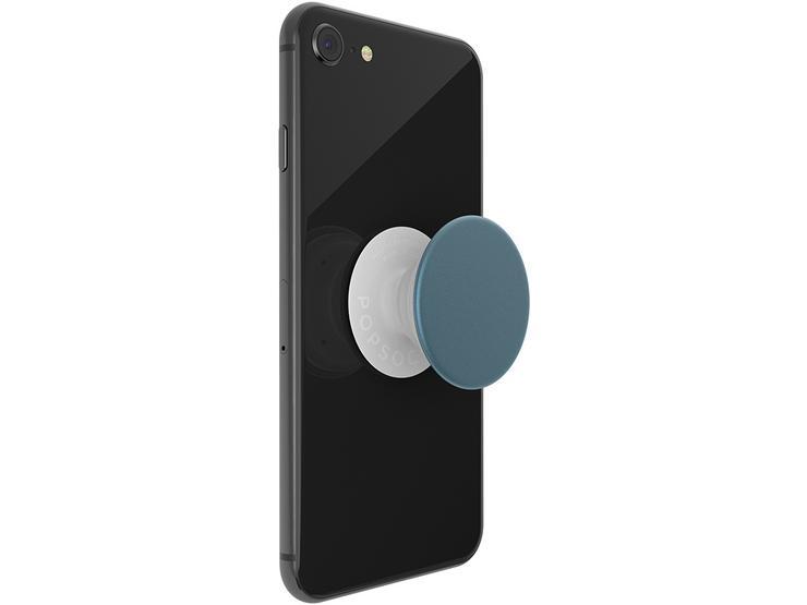 PopSockets Smartphone Grip Stand - Aluminium Blue