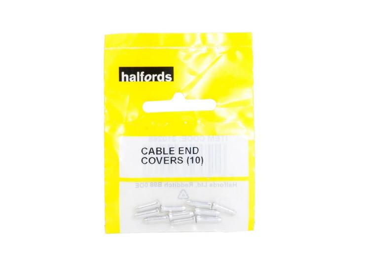 Halfords Gear & Brake Cable End Covers