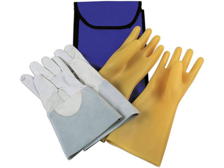 Laser Insulating Gloves - Large