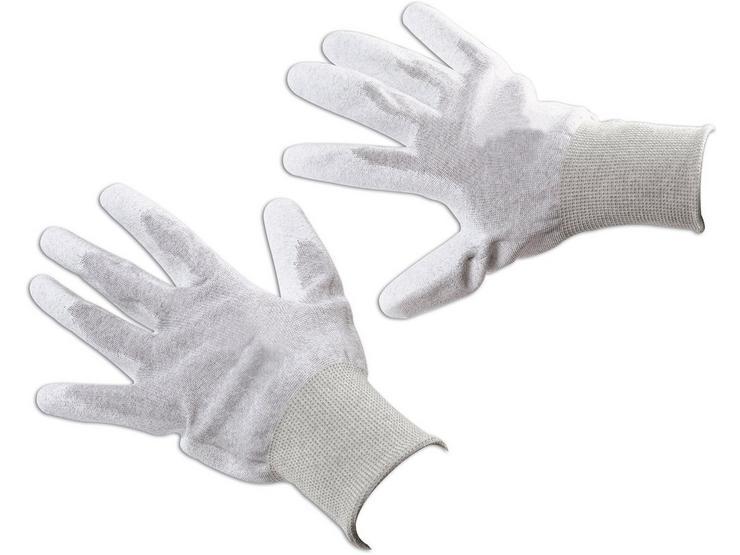 Laser Anti-Static Gloves 10 Pack - Large