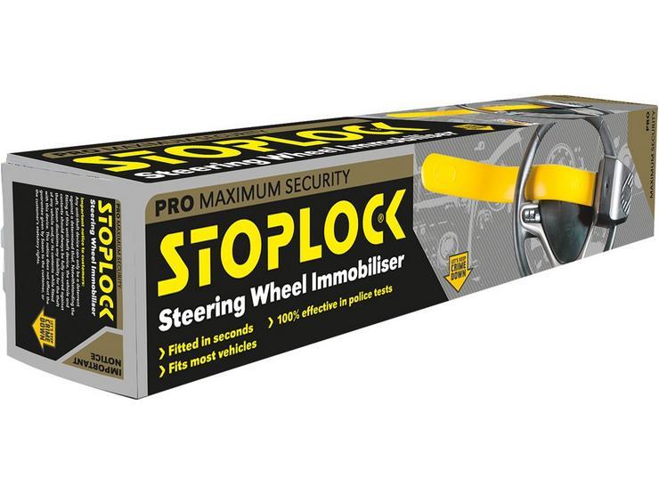 Stoplock Pro Steering Lock