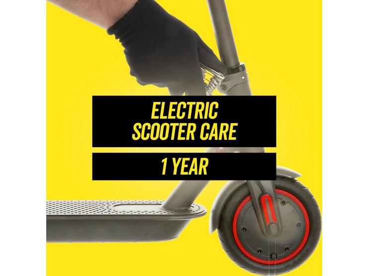 E-ScooterCare for 1 Year
