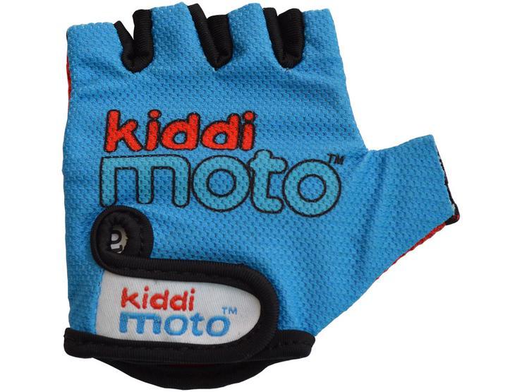 Kiddimoto Blue Gloves Medium