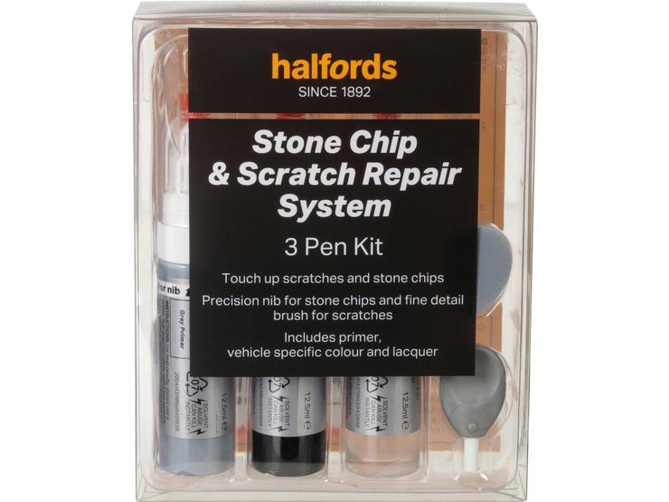 Halfords Landrover Santorini Black Scratch & Chip Repair Kit