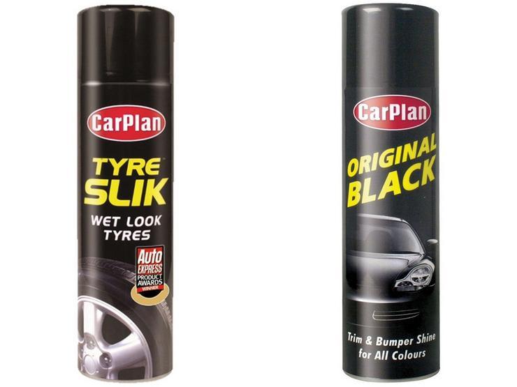 CarPlan Tyre Restorer Bundle