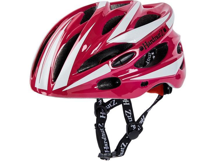 HardnutZ High Vis Pink Helmet (54-62cm)