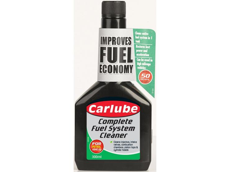 Carlube Fuel System Cleaner - Petrol