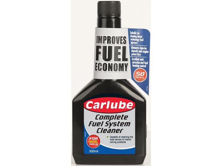 Carlube Fuel System Cleaner - Diesel