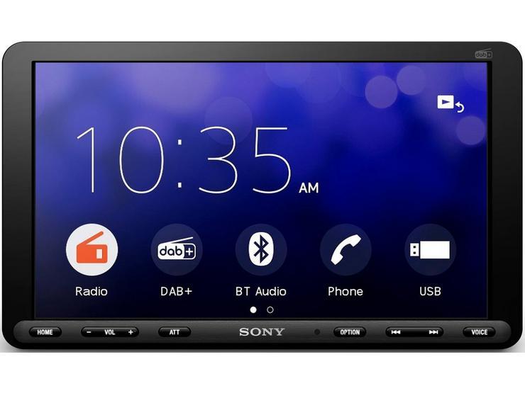 Sony XAV-AX8050D Car Stereo With Apple Carplay And Android Auto