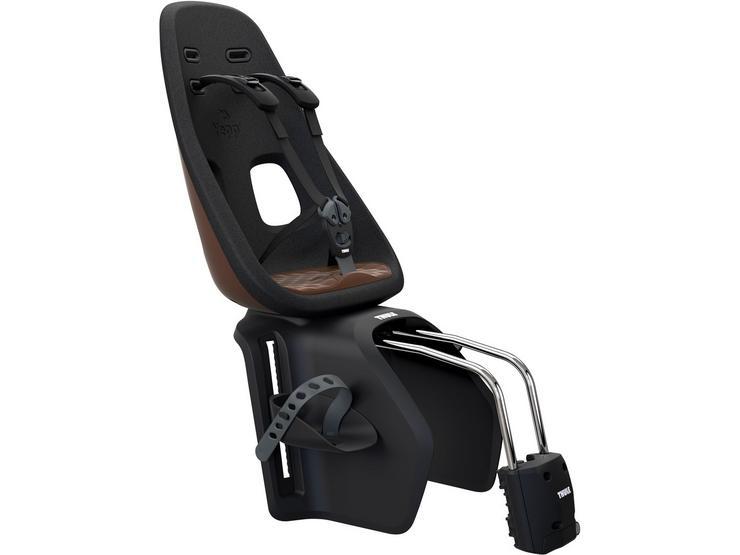 Thule Yepp Nexxt Maxi Frame Mounted Child Bike Seat - Chocolate Brown