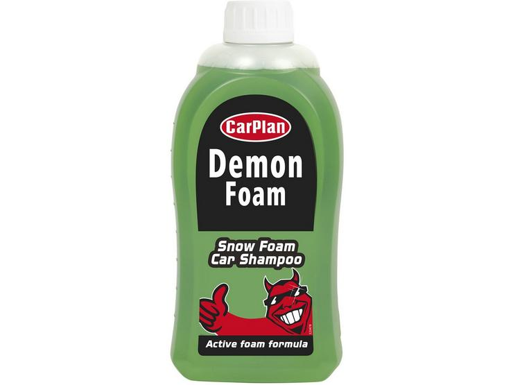 Demon Wash Snow Foam Shampoo 1L
