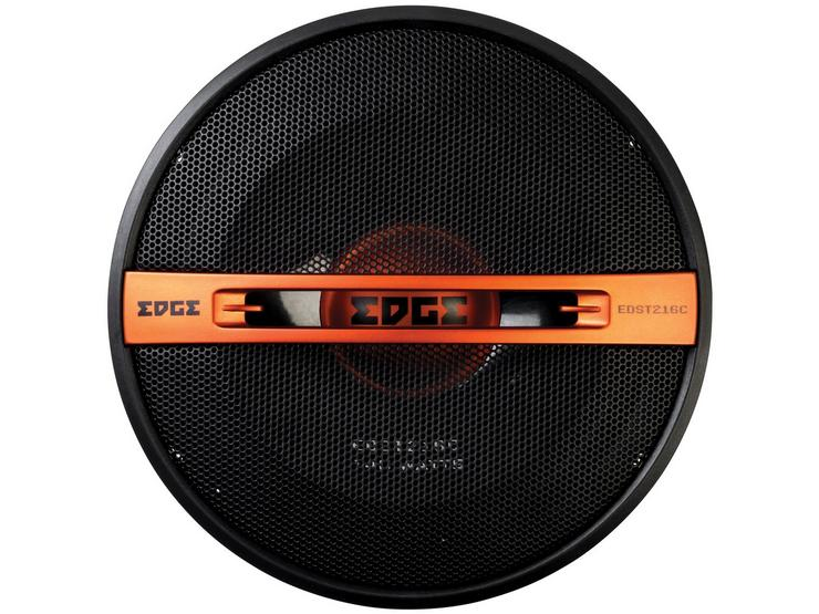 "Edge 6"" EDST216C Component Car Speakers"