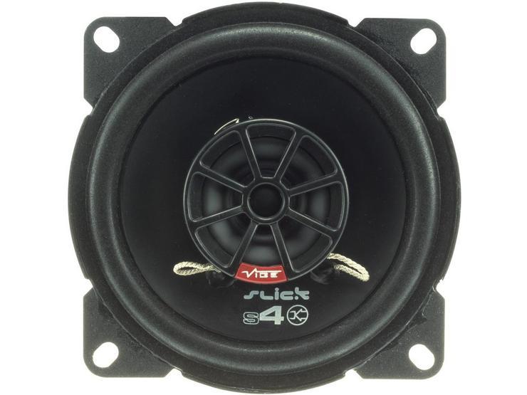 "Vibe Slick 4"" Coaxial Car Speakers"