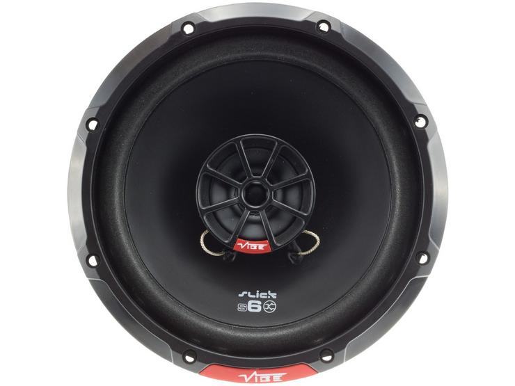 "Vibe Slick 6"" Coaxial Car Speakers"