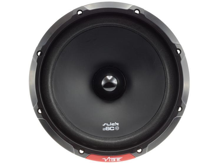 "Vibe Slick 6"" Component Car Speakers"