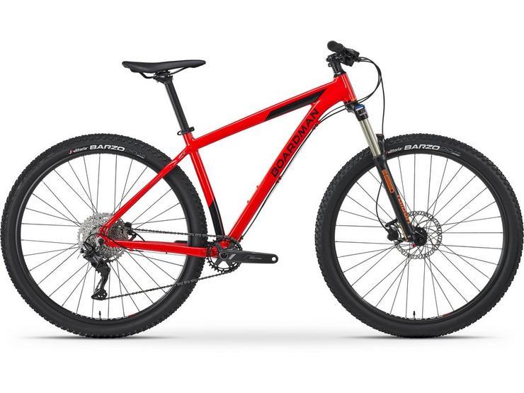 Boardman MHT 8.6 Mens Mountain Bike 2021 - Red - S, M, L Frames