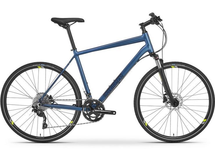 Boardman MTX 8.8 Mens Hybrid Bike 2021 - S, M, L Frames